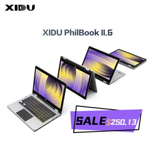 XIDU 11,6 дюймов планшет ноутбук 2 в 1