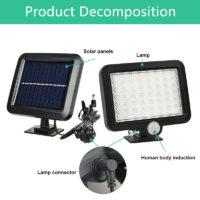 Уличные светильники на солнечных батареях с Алиэкспресс - место 6 - фото 6