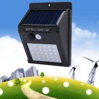 Уличные светильники на солнечных батареях с Алиэкспресс - место 8 - фото 2