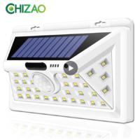 Уличные светильники на солнечных батареях с Алиэкспресс - место 7 - фото 1