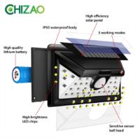 Уличные светильники на солнечных батареях с Алиэкспресс - место 7 - фото 2