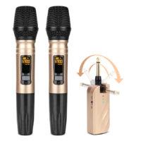 Лучшие караоке микрофоны с Алиэкспресс - место 1 - фото 1