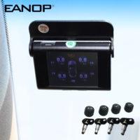 EANOP S368 TFT Умное устройство система мониторинга давления в шинах на солнечной батарее