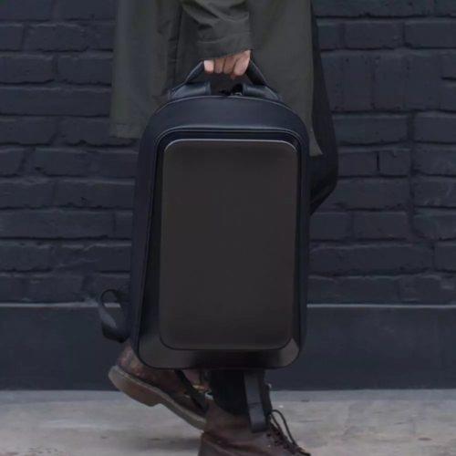 Жесткий водонепроницаемый рюкзак для ноутбука Xiaomi Beaborn