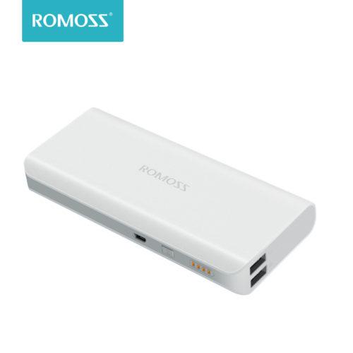 Romoss Solo 5 10000 мАч Power Bank Внешний аккумулятор портативное зарядное устройство