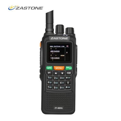 Zastone 889G Walkie Talkie gps-рация 10 Вт 999CH 3000 мАч