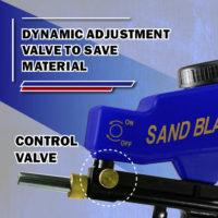 LEMATEC Sand Blaster Пистолет для пескоструйной обработки