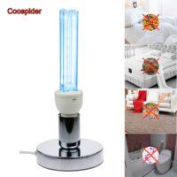 Кварцевые лампы E27 для дезинфекции помещения квартиры, дома