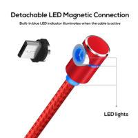 Магнитные кабели для зарядки смартфонов с Алиэкспресс - место 3 - фото 4