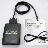 YATOUR YT-M06 адаптер для магнитолы