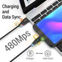 Магнитные кабели для зарядки смартфонов с Алиэкспресс - место 1 - фото 5