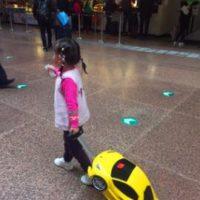 Детские чемоданы на колесиках с Алиэкспресс - место 3 - фото 3
