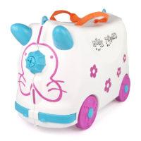 Детские чемоданы на колесиках с Алиэкспресс - место 6 - фото 4