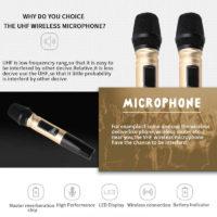 Лучшие караоке микрофоны с Алиэкспресс - место 1 - фото 5
