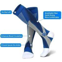 Компрессионные гольфы носки для мужчин