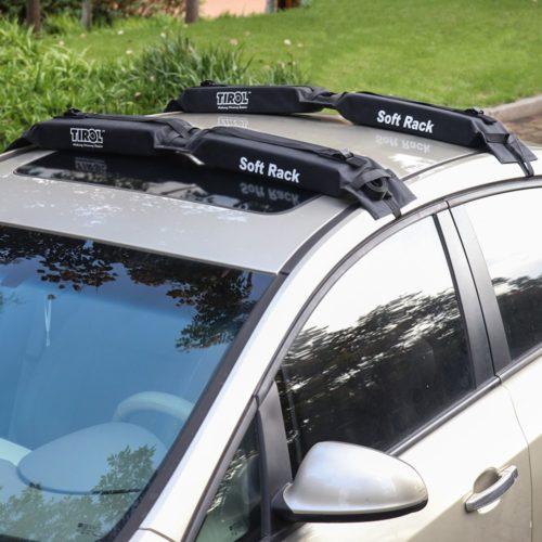Универсальный мягкий багажник на крышу авто