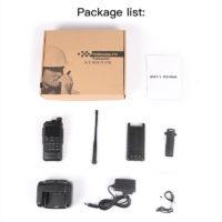 Zastone 8W walkie talkie рация 136-174/400-480 МГц 250 каналов 2600 мАч