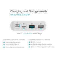 Портативные зарядные устройства power bank от ROMOSS с Алиэкспресс - место 1 - фото 5