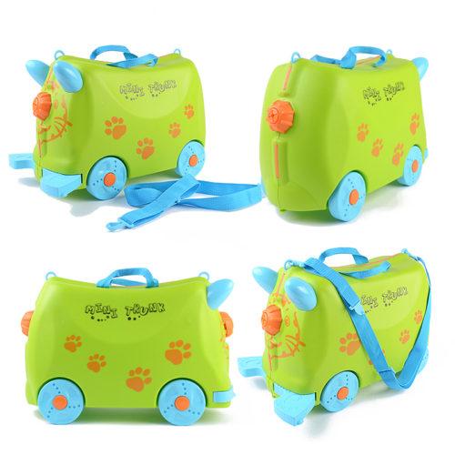 Детский чемодан сумка с ручками