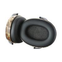 Наушники с электронной защитой от громких звуков: выстрелов, шумных работ