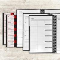 Многоразовый стираемый умный планнер-блокнот планировщик A5