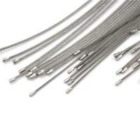 Стальные тросики с резьбовым соединением