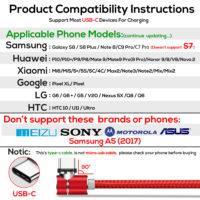 Магнитные кабели для зарядки смартфонов с Алиэкспресс - место 3 - фото 3