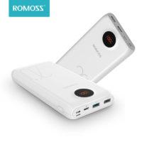 Портативные зарядные устройства power bank от ROMOSS с Алиэкспресс - место 2 - фото 1