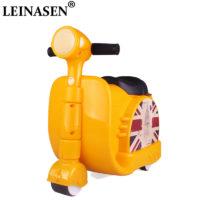 Детские чемоданы на колесиках с Алиэкспресс - место 2 - фото 5