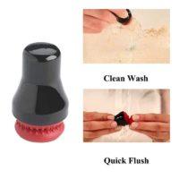 Миниатюрная магнитная щётка для мытья бутылок