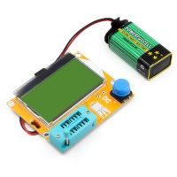 Тестер для электронных компонентов (кондёры, транзисторы, резисторы, и т.д.)