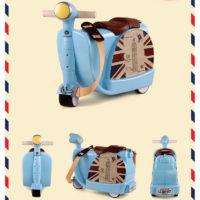 Детские чемоданы на колесиках с Алиэкспресс - место 2 - фото 3