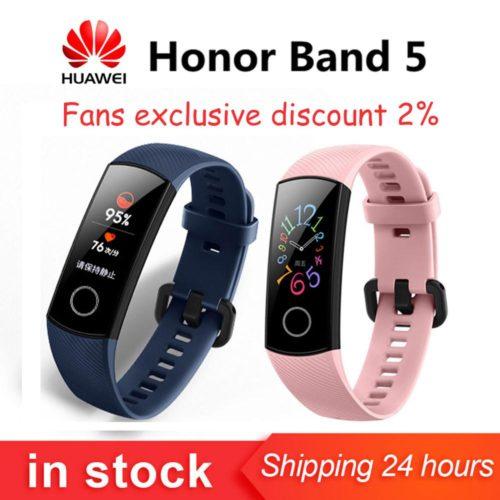 Фитнес браслет часы Huawei Honor Band 5