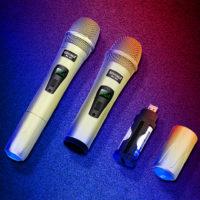 Лучшие караоке микрофоны с Алиэкспресс - место 7 - фото 2