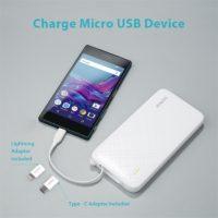 ROMOSS QS10 10000 мАч Power Bank Внешний аккумулятор портативное зарядное устройство
