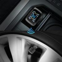 Kunfine Умное устройство мониторинга давления в шинах и температуры в автомобиле