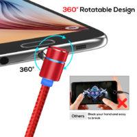 Магнитные кабели для зарядки смартфонов с Алиэкспресс - место 3 - фото 5