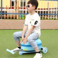 Детские чемоданы на колесиках с Алиэкспресс - место 1 - фото 2