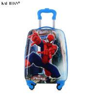 Детские чемоданы на колесиках с Алиэкспресс - место 4 - фото 3
