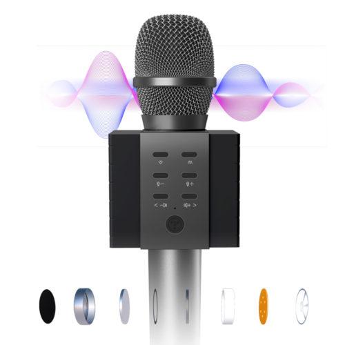 Tosing XR (027) профессиональный портативный беспроводной bluetooth караоке микрофон