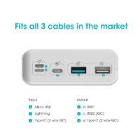 Портативные зарядные устройства power bank от ROMOSS с Алиэкспресс - место 3 - фото 4