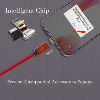 Магнитные кабели для зарядки смартфонов с Алиэкспресс - место 2 - фото 4