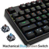 Беспроводные механические клавиатуры с Алиэкспресс - место 2 - фото 4