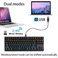 Беспроводные механические клавиатуры с Алиэкспресс - место 2 - фото 6