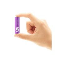 Аккумуляторы разноцветные батарейки XIAOMI ZMI ZI5 AA 10 шт.