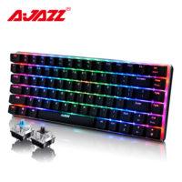Беспроводные механические клавиатуры с Алиэкспресс - место 5 - фото 1