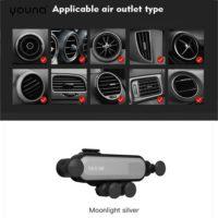 This is One Универсальный держатель для телефона в воздуховод автомобиля