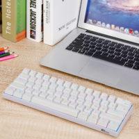 Беспроводные механические клавиатуры с Алиэкспресс - место 4 - фото 2