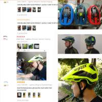 Лучшие велошлемы с Алиэкспресс - место 3 - фото 4