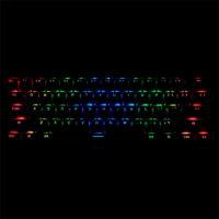 Беспроводные механические клавиатуры с Алиэкспресс - место 6 - фото 3